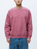 Obey - Rewind Reversed Fleece Crew - Mauve - Guyz