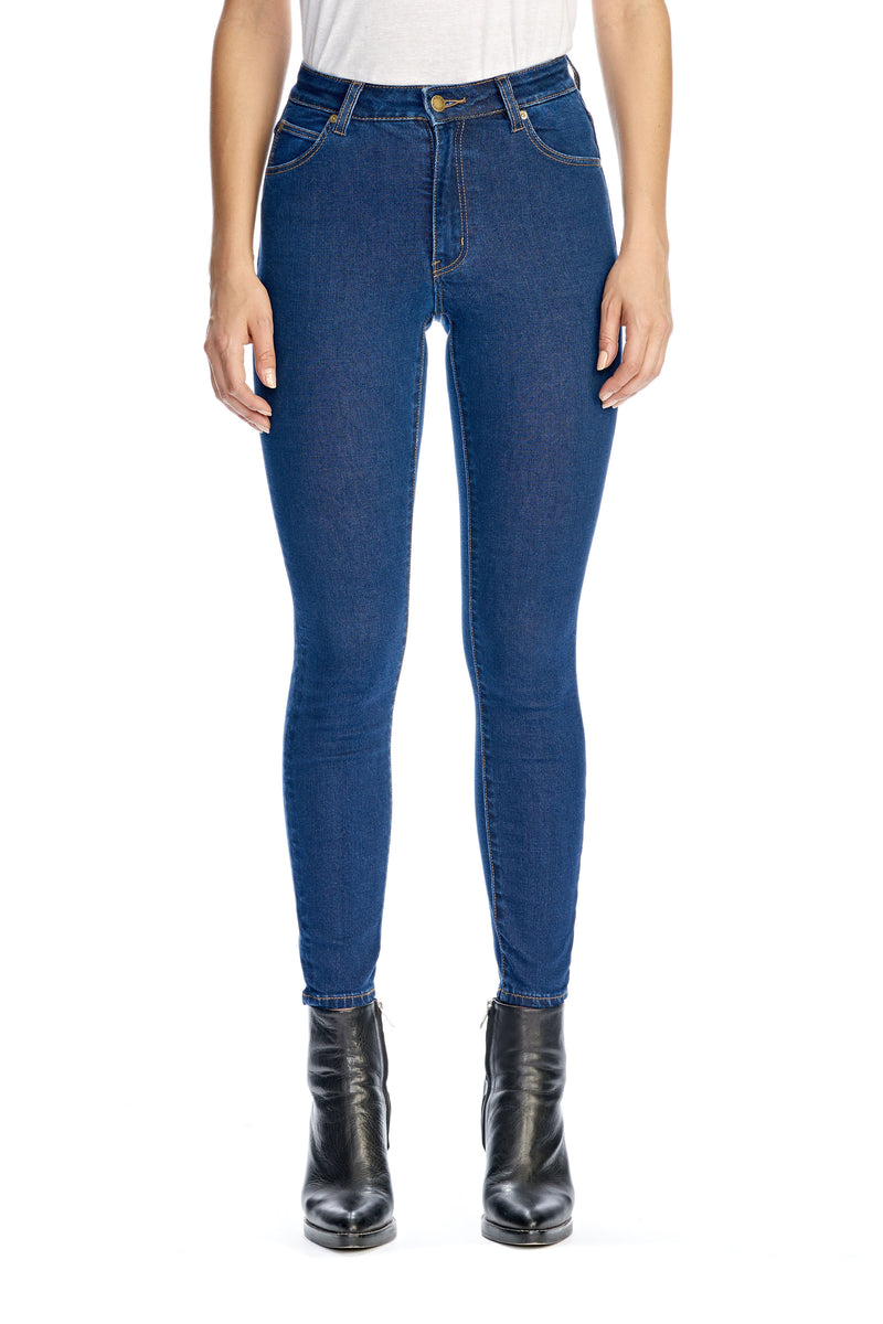 Rolla's - Westcoast Ankle - Bianca Blue - Jeans - Gals