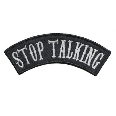 Really Man - Stop Talking Patch