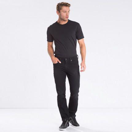 Levi's - 511 Commuter Pro Slim Fit Jeans - Black - Guys