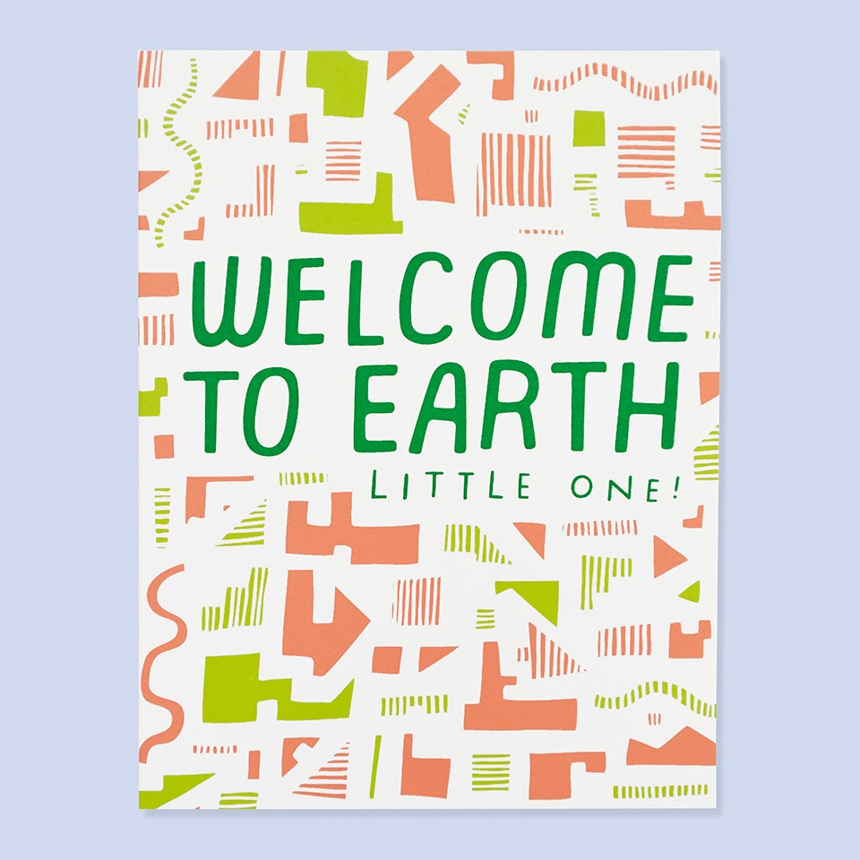 The Good Twin - Welcome To Earth - Card