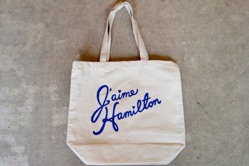 O's Clothes - J'aime Hamilton - Tote Bag