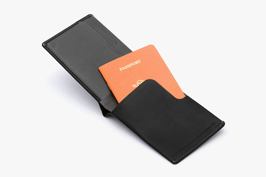 Bellroy - RFID Travel Wallet - Black1