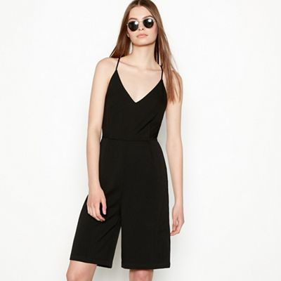 Minimum - Kiri Jumpsuit - Black - Gals