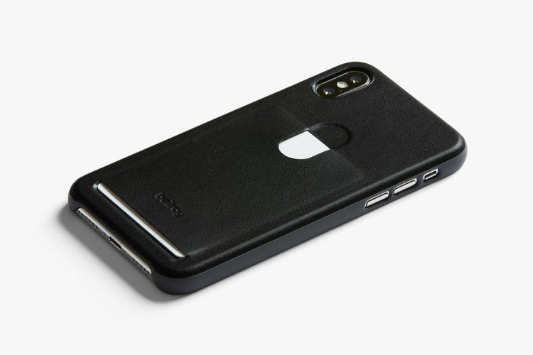 Bellroy - 1 Card Phone Case - iPhone X - Black