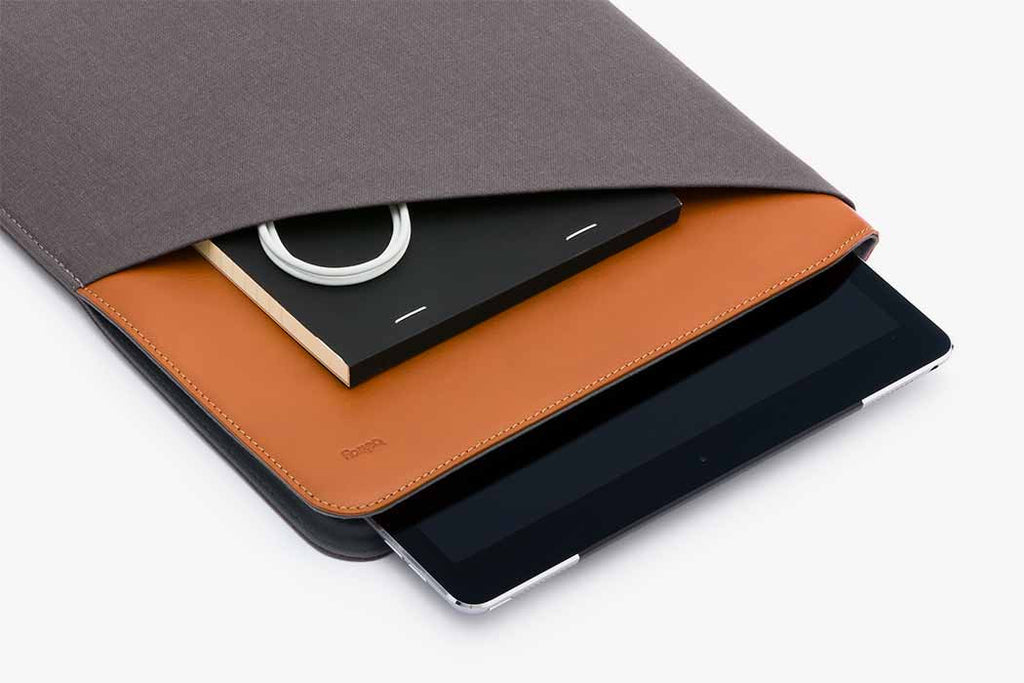 "Bellroy - Tablet Sleeve EXTRA, 13"" woven grey"