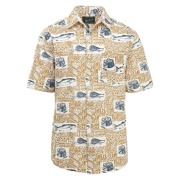 Woolrich - Walnut Springs Printed Ripstop Shirt - Guys