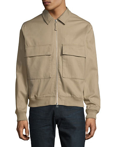 Minimum - Ewert Jacket - Khaki - Guys