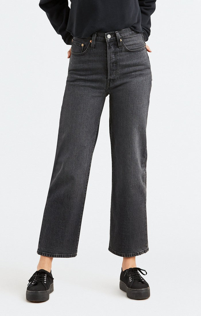 Levi's - Rib Cage -  Jeans  - You Only Live Once - Gals