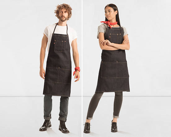 Levi's - Rigid Denim Apron