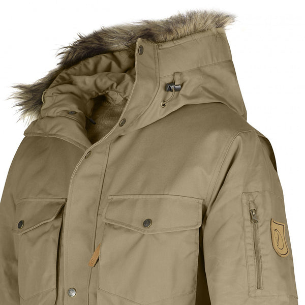 reasonably priced best service newest collection Fjallraven - Singi Down Jacket, Men's - Sand