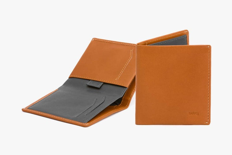 Bellroy - Note Sleeve RFID Wallet - Caramel