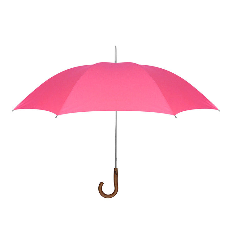 The Umbrella Shop 'Basic Stick' Hot Pink