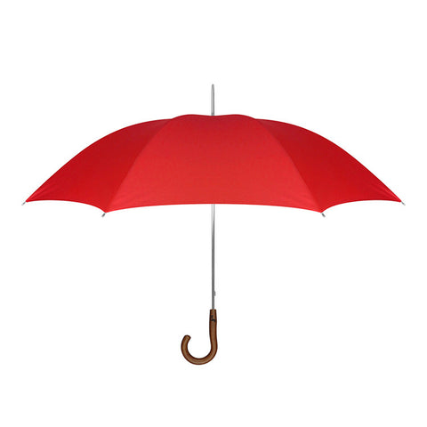 The Umbrella Shop 'Basic Stick' Red