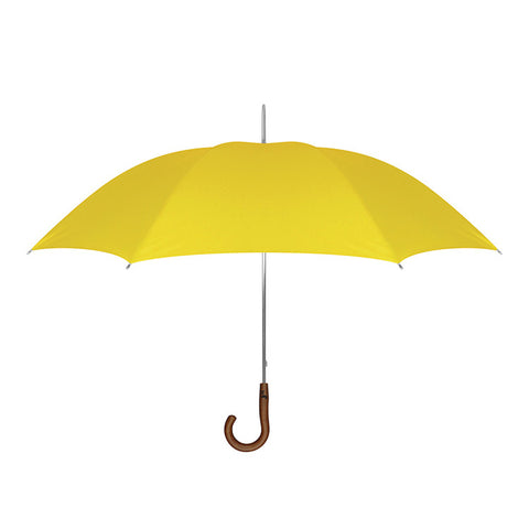 The Umbrella Shop 'Basic Stick' Yellow