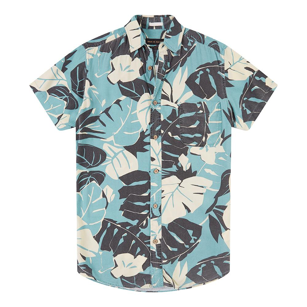 Deus Ex Machina - Ralph Morning S/S Shirt - Guys