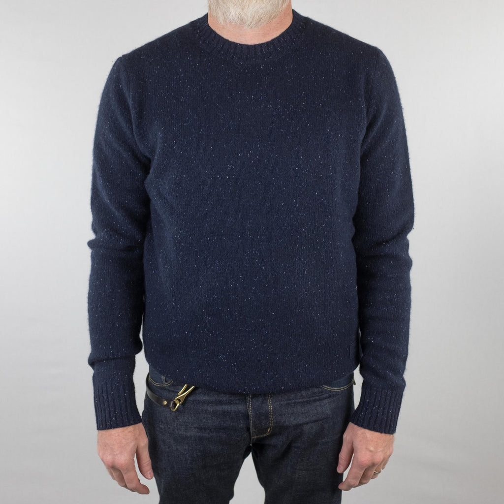 Deus Ex Machina - Standard Knit - Navy - Guys