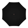 The Umbrella Shop 'Domestic' Black