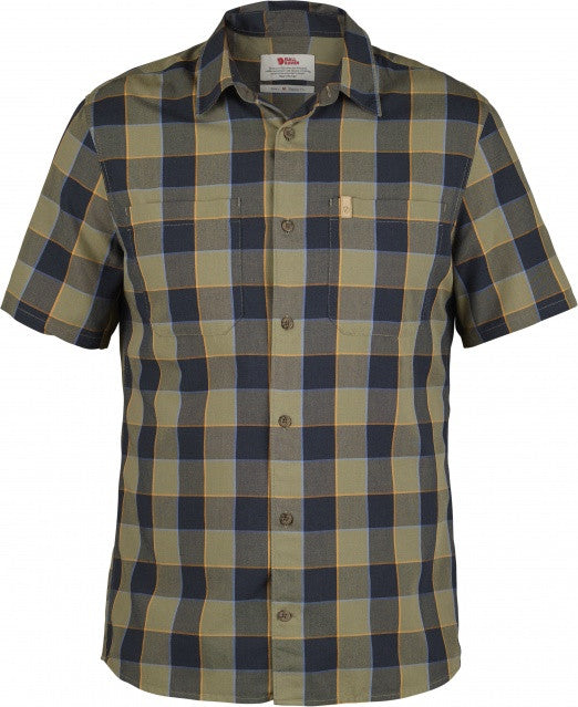 Fjallraven - High Coast Big Check Shirt S/S - Guys