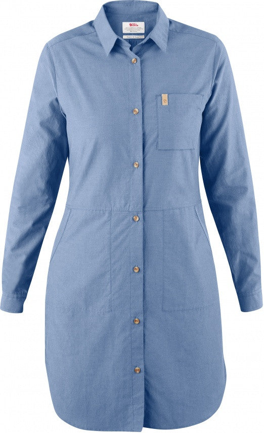 Fjallraven - Ovik Shirt Dress - Gals