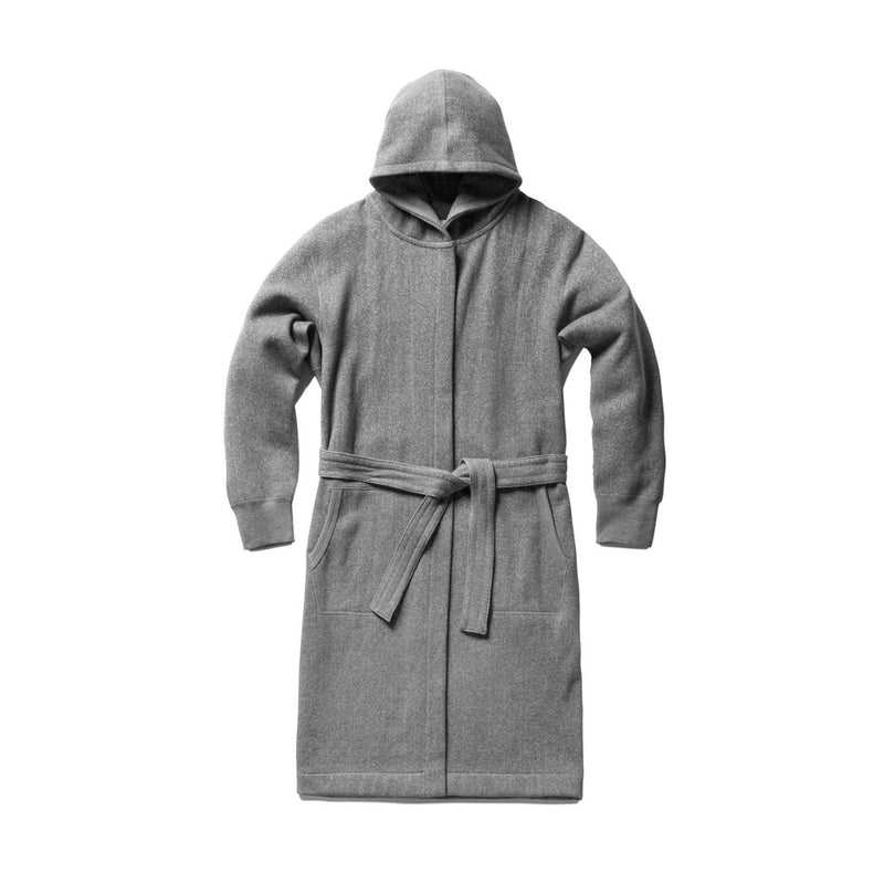 Reigning Champ - Hooded Robe - Grey - Guys
