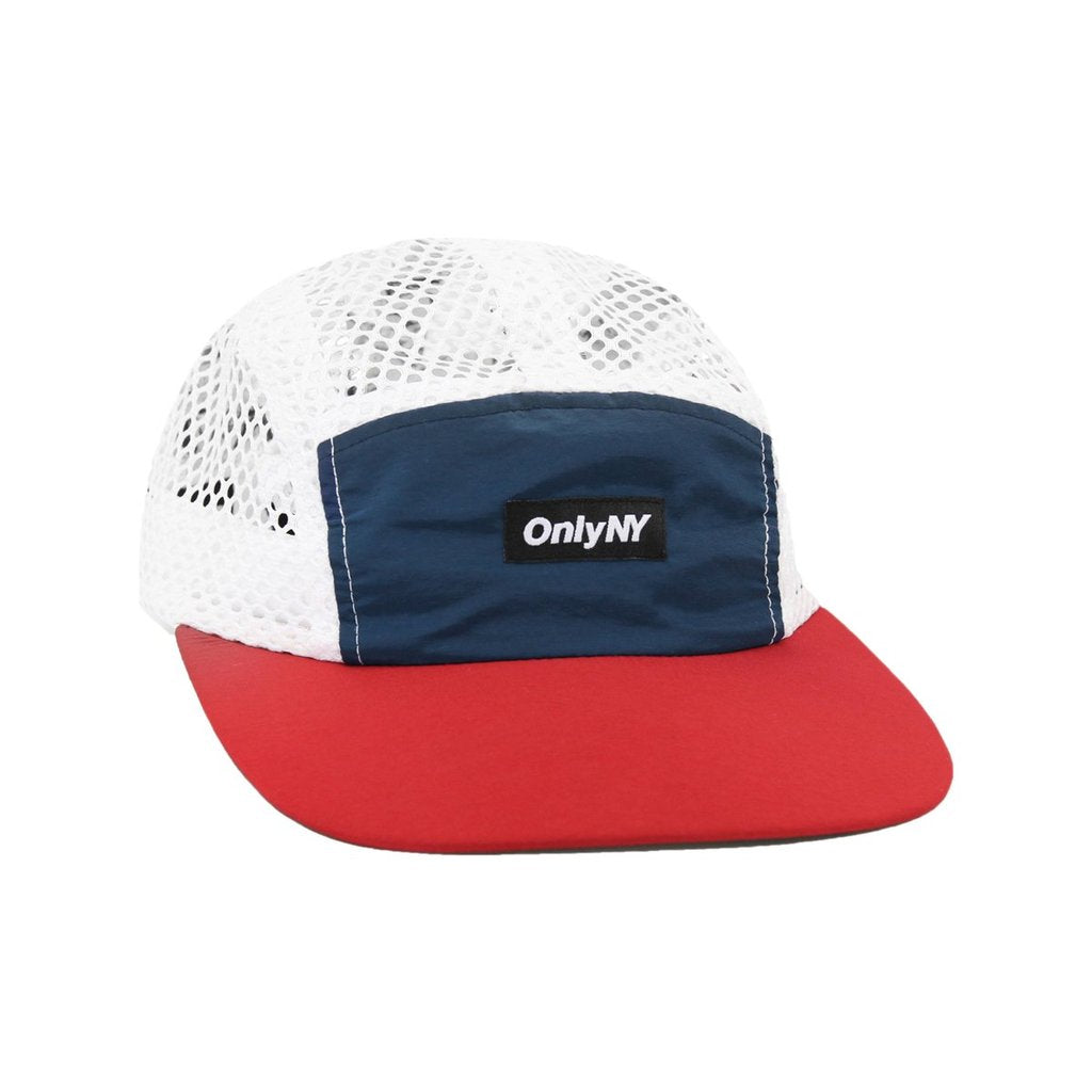 Only NY - Mesh Runners 5-Panel Hat