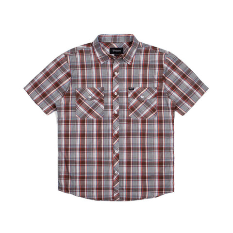 Brixton - Stuart Short Sleeve Shirt