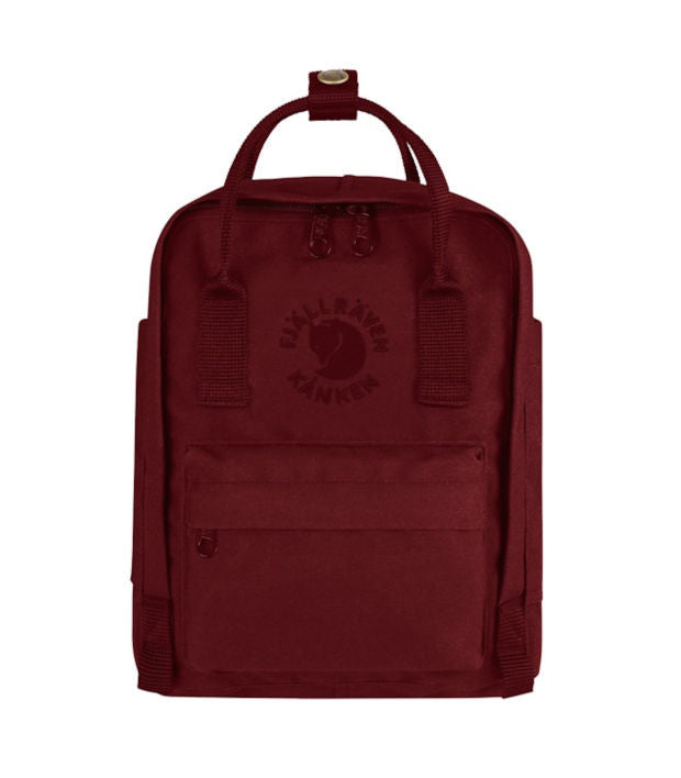 Fjallraven - Re-Kanken, Red
