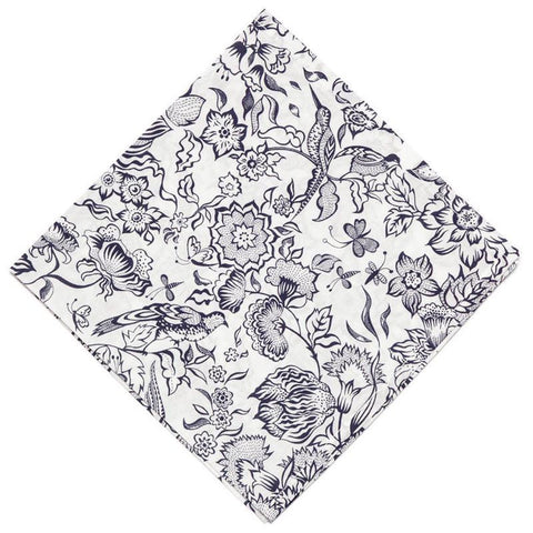 Pomp And Ceremony - Large Pocket Square
