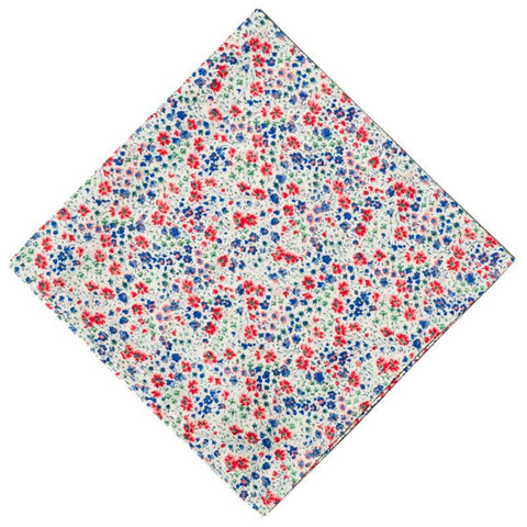 Pomp And Ceremony - Phoebe Pocket Square