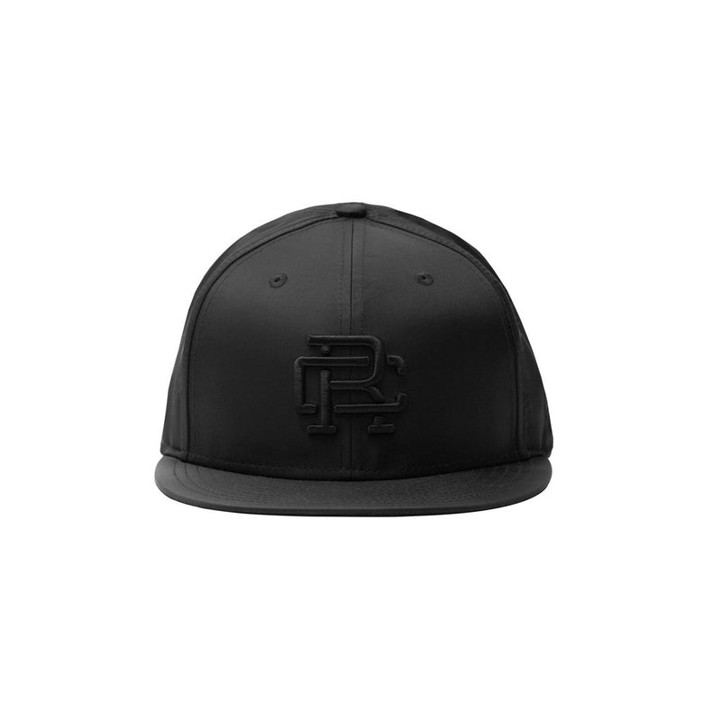 Reigning Champ X New Era - Monogram Cap - Black