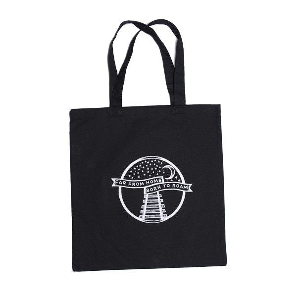 Explorer's Press - Far From Home, tote