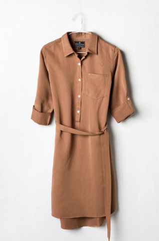 United By Blue - Banbury Tencel Dress - Gals ** 50% OFF **