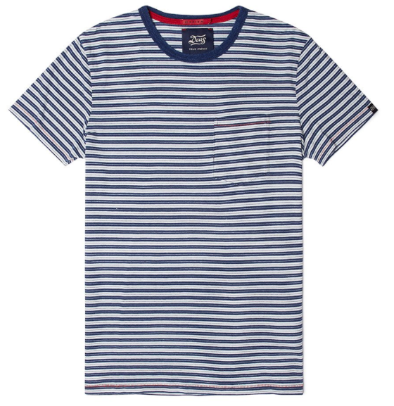 Deus Ex Machina - Wei Denim Stripe - Guys