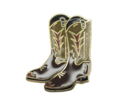 Explorer's Press 'Cowboy Boots' Pin