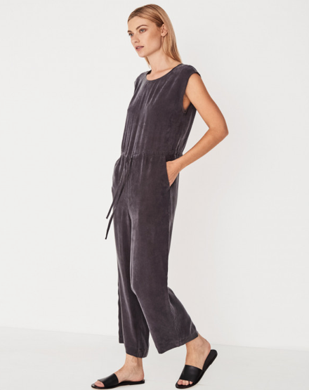Assembly Label - Accord Jumpsuit Coal - Gals