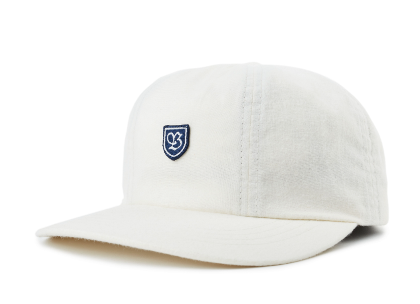 Brixton - B-Shield III Cap - Off White