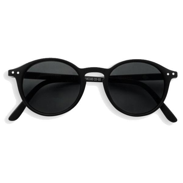 Izipizi - Sun - #D Black w/Grey Lenses