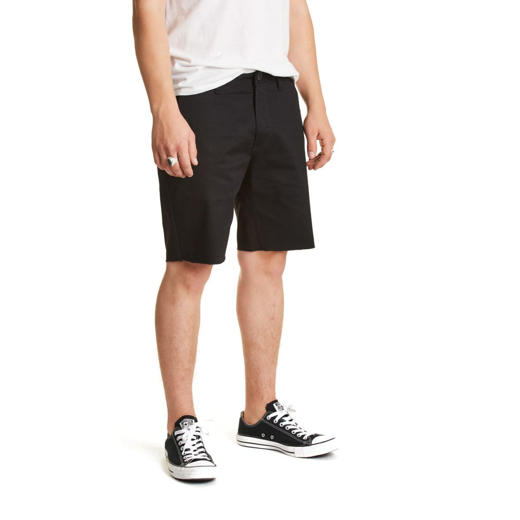 Brixton - Toil Short II - Black - Guys