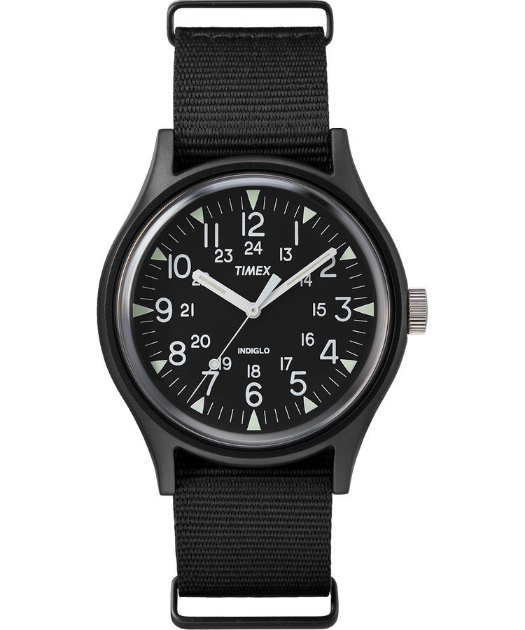 Timex - MK 1 - Black - Watch
