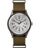 Timex - MK 1 - White/Brown - Watch
