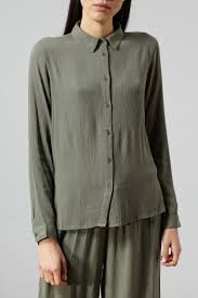 Minimum - Cresta Top - Castor Green - Gals