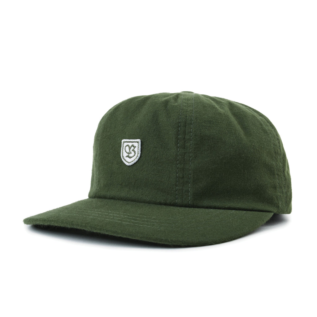 Brixton  B-Shield III Cap - Leaf