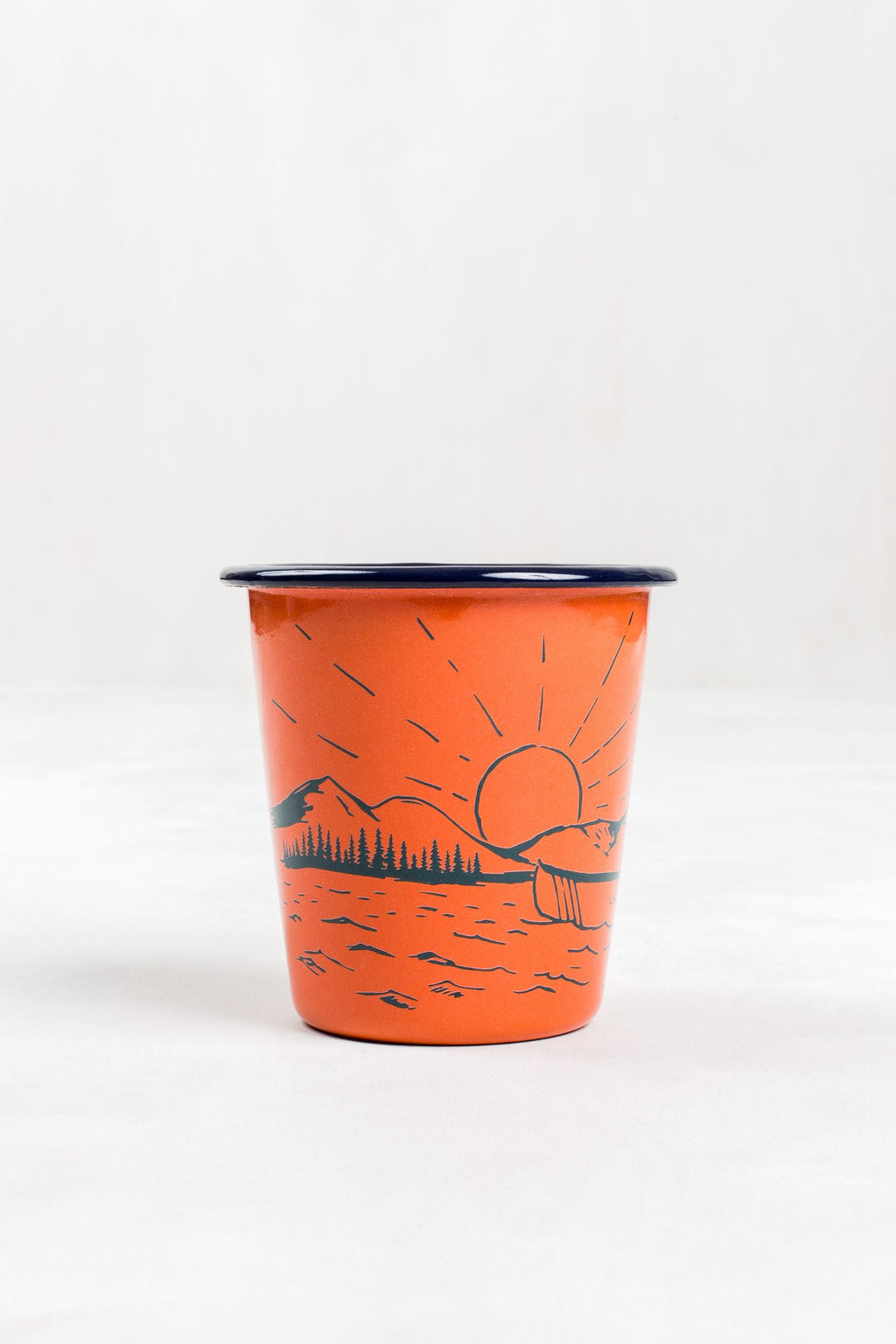 United By Blue - Sunrise Enamel Tumbler