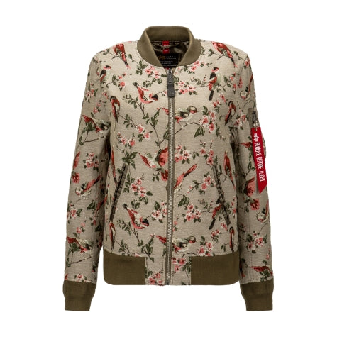Alpha Industries - L-2B Jacquard Flight Jacket - Gals