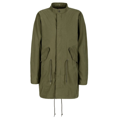 Alpha Industries - Defender Fishtail Parka And Liner - M-65 Olive - Guys