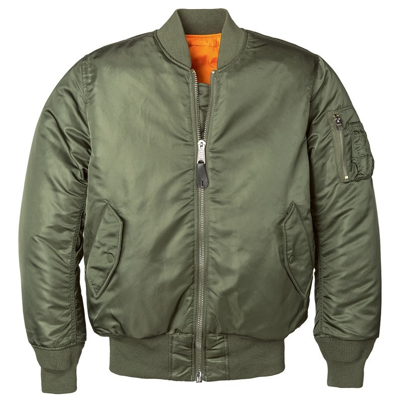 Alpha Industries - MA-1 Flight Jacket - Sage - Gals