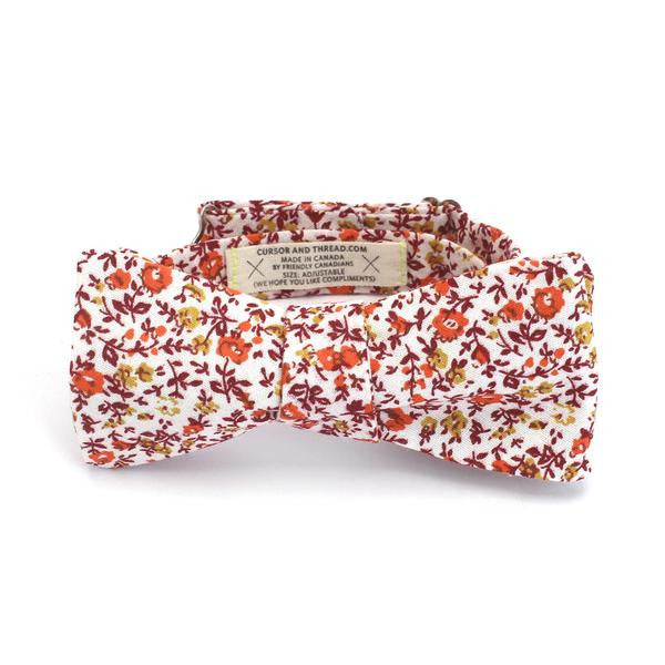 Cursor & Thread 'Harvest' Bow Tie