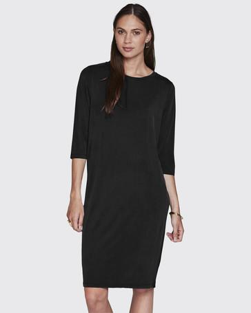 Minimum - Johanna Dress - Black - Gals