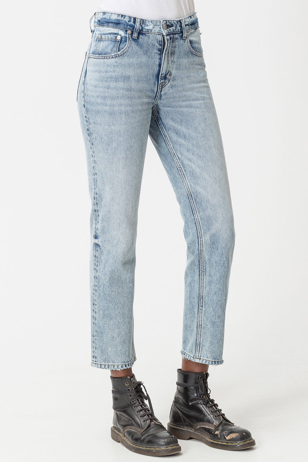 Cheap Monday - Revive Jeans - Pixel Blue - Gals